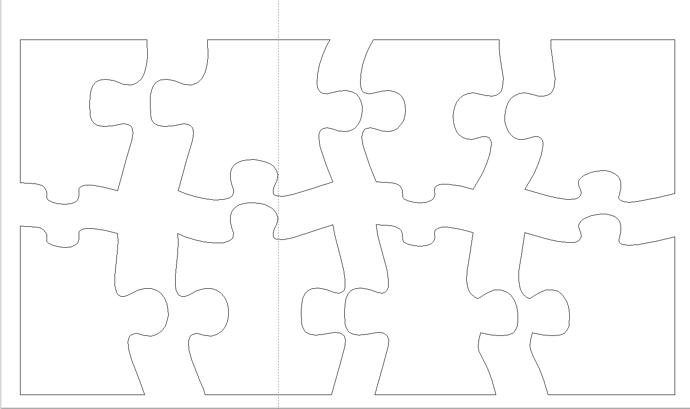 6 8 Piece Puzzle
