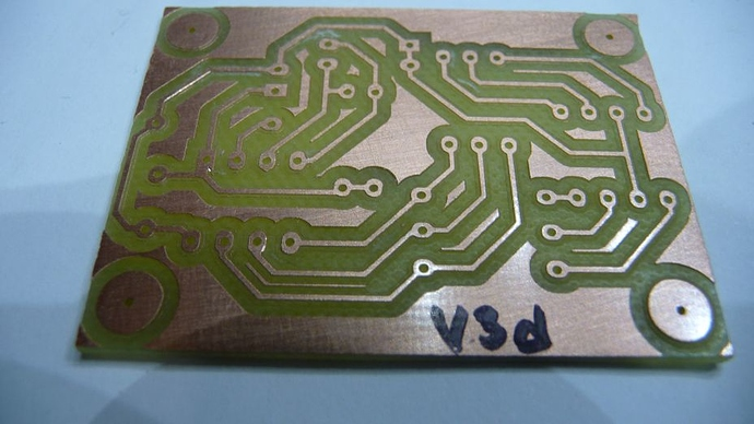 More PCBs - another gerber to g-code converter - Inventables