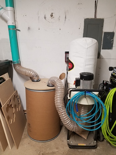 Sooooo    What do you guys use as a dust collection bin? - Upgrades
