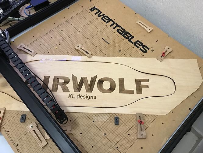 Phil's 2 8w Jtech Laser Journey - Upgrades - Inventables