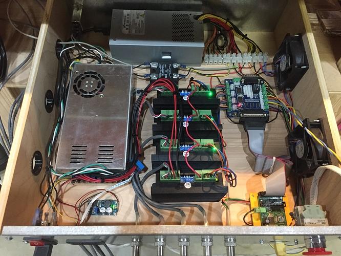 Best G540 Motion Controller? - X-Carve - Inventables Community Forum
