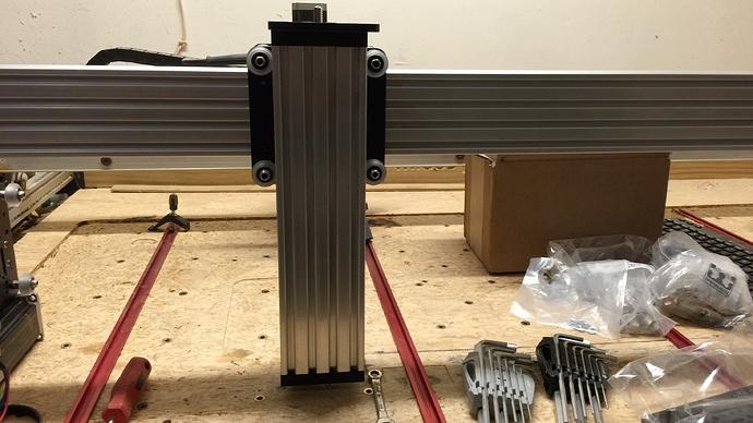 Kyoujin Mk1 - Rack & Pinion Conversion - Upgrades - Inventables