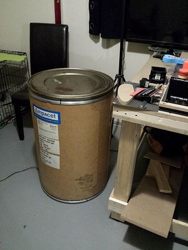 Questions about a Dust collection system - Upgrades - Inventables