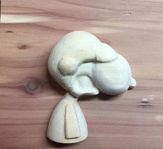 Snoopy Carve