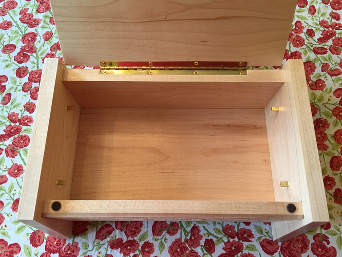 Paradise Jewelry Box - Projects - Inventables Community Forum
