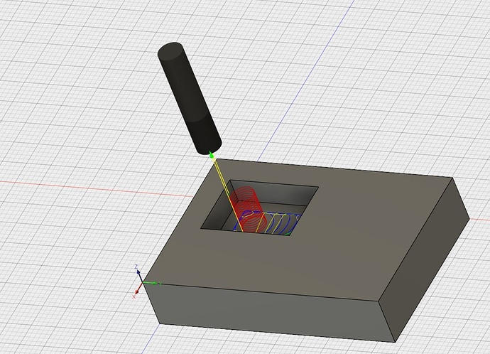 Fusion 360, and tool orientation problem - Projects