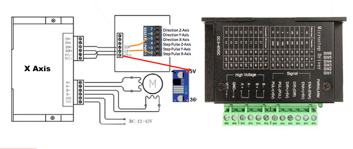 Nema Stepper Motor Gecko G Wiring Diagram on