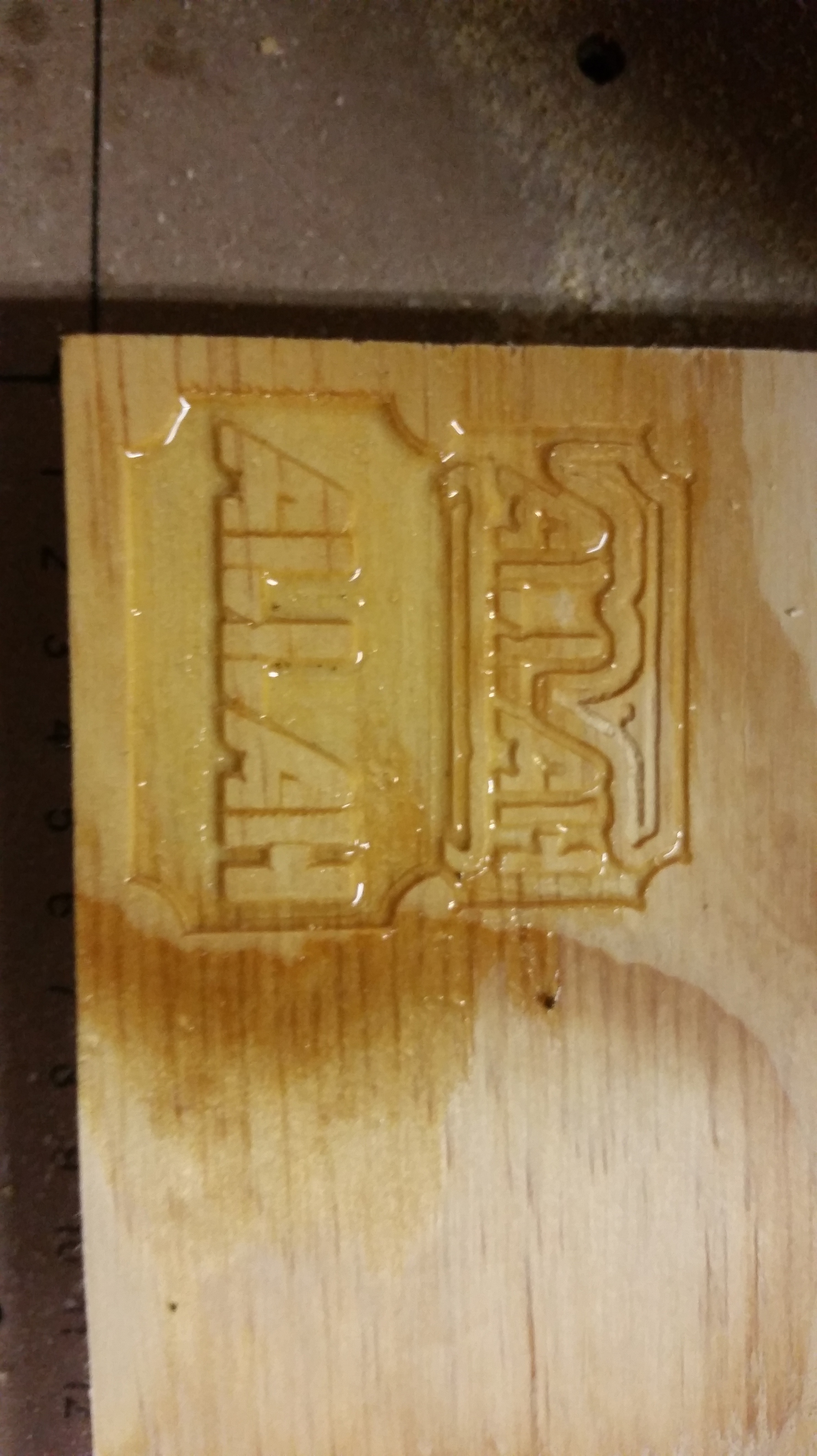 A few projects using vcarve pro inventables