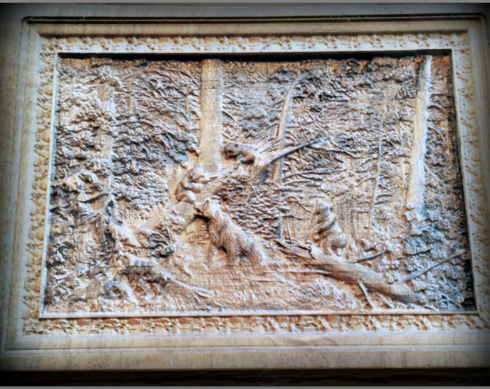 Bas relief carving projects inventables community forum
