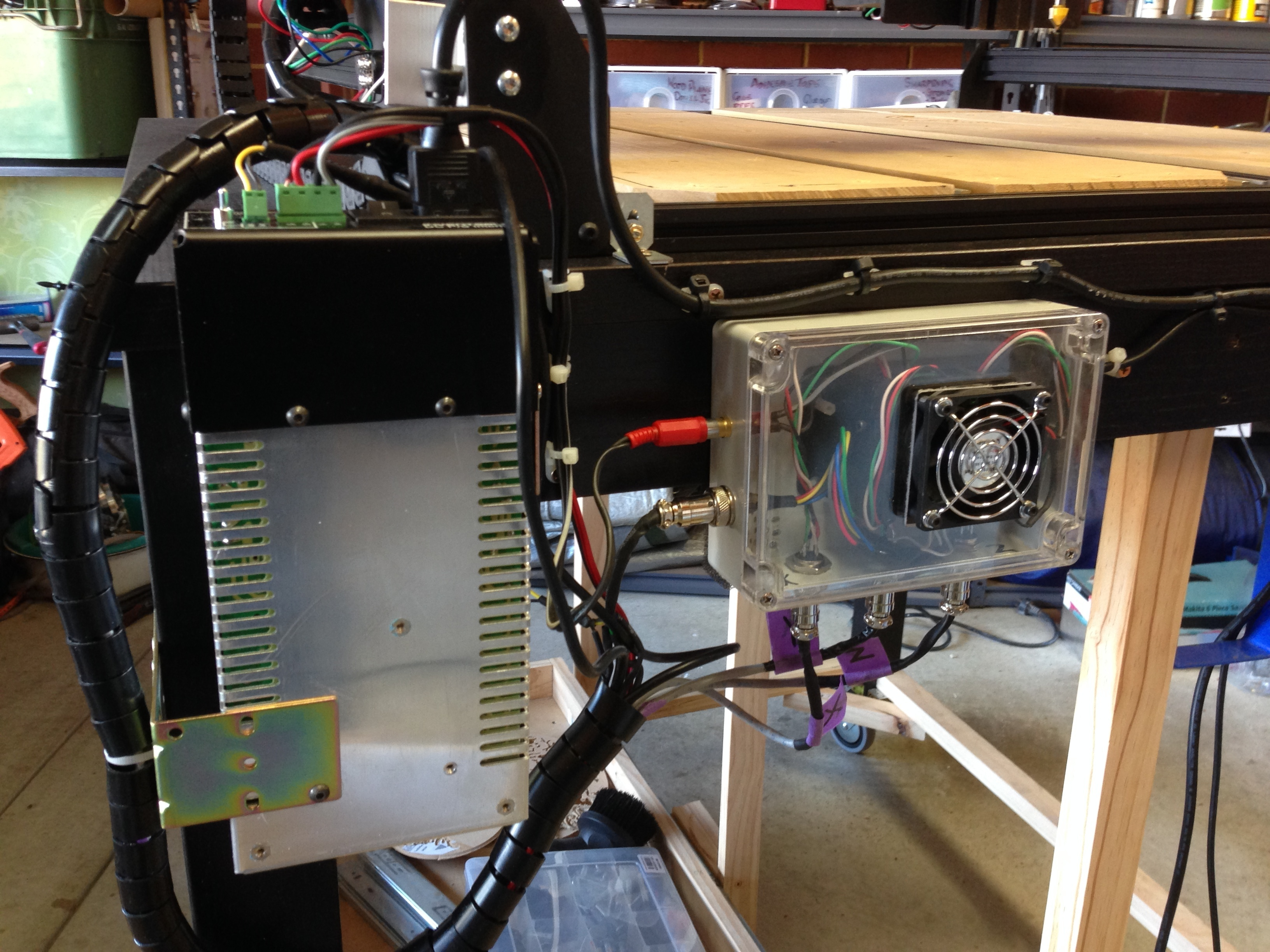 9a63f5fac91545f649564ed200412a546f829133 a downunder build assembly inventables community forum Gecko 540 CNC Driver at bayanpartner.co