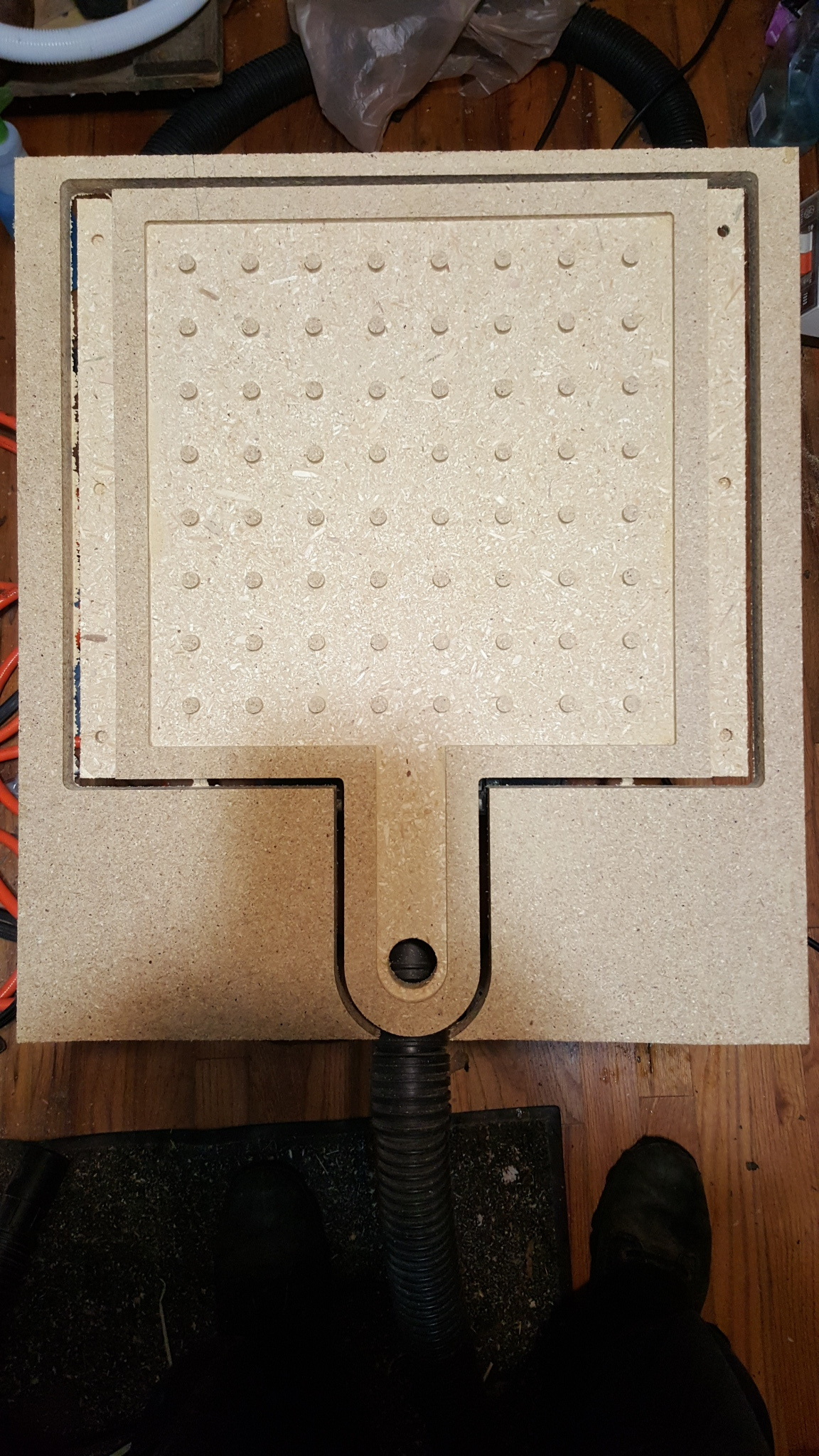 12x12 Vacuum Table Projects Inventables Community Forum