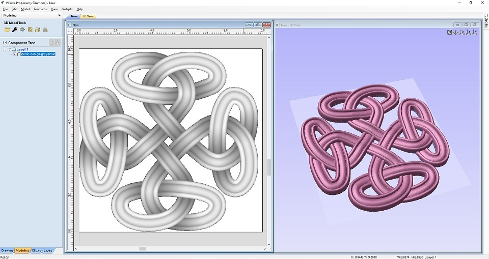 3d (depth map) grayscale images - Projects - Inventables Community Forum