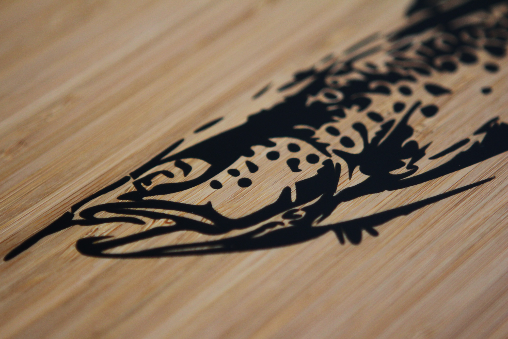 Epoxy Resin Inlay in Plywood - Projects - Inventables Community Forum