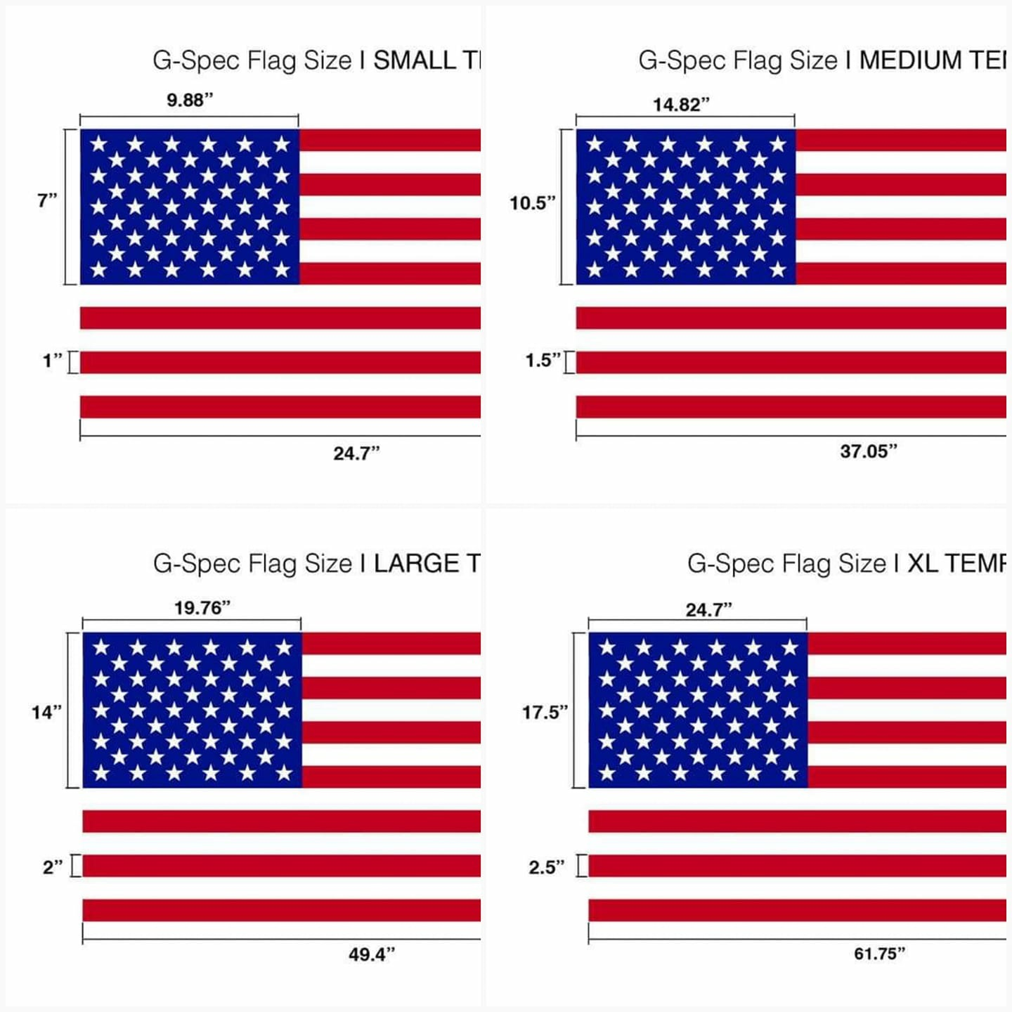 Correct Dimensions Of Union Amp Stripes Of A 35x18 Us Flag Projects Inventables Community Forum