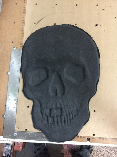 Advice on Foam / Foam Finishes for 3D Props and Sculptures