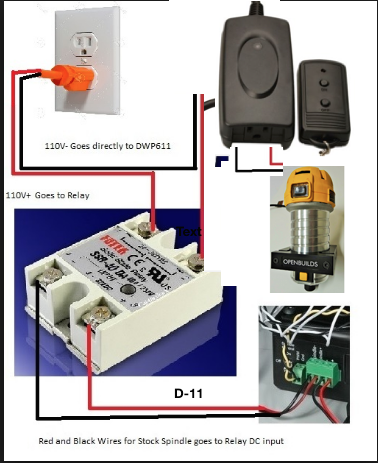 ssr control 240 vac schematic wiring a solid state relay upgrades inventables  wiring a solid state relay upgrades inventables